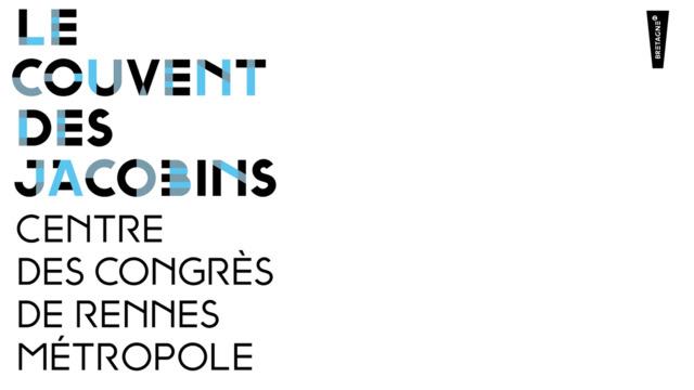 Couvent des Jacobins centre des congrès de Rennes Métropole en réalité augmentée