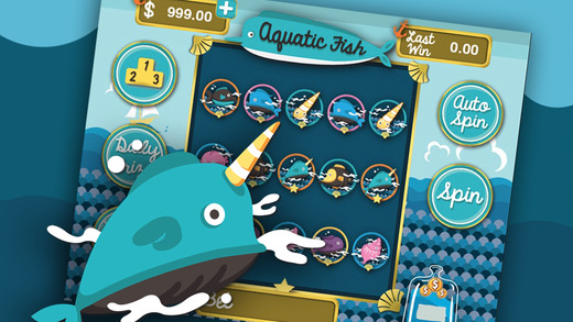 Aquatic Big Sea Slots Pro - Spin Top Best Slot Mac
