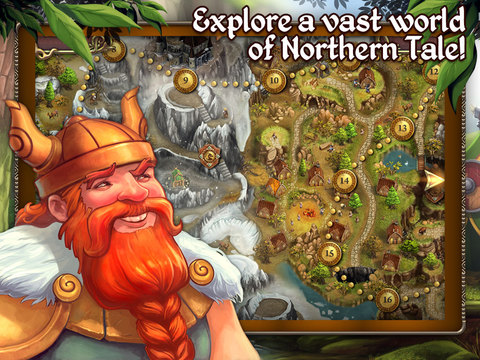 Northern Tale 3: True story of the Vikings Free