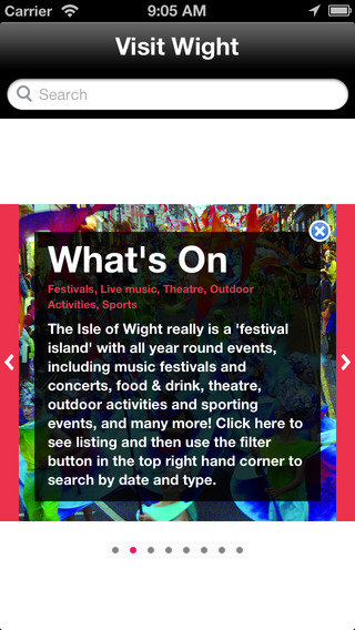 Isle of Wight Official Tourist Guide