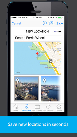 Map-A-Pic Lite - Location Scouting App For Photography And Filmmaking