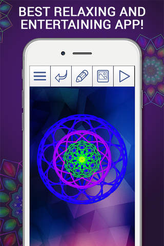 Magic Kaleidoscope Pro – It's A Wonderful World screenshot 1
