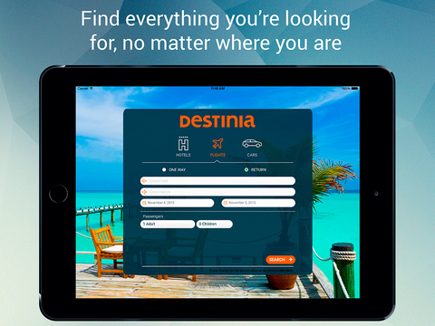 Destinia Tablet