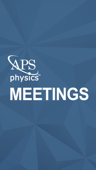 American Physical Society Meetings