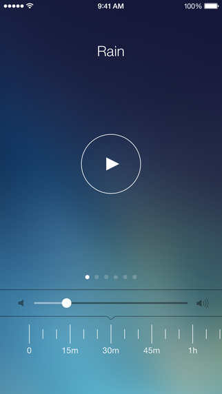 Noisie – Nature and White Noise Player