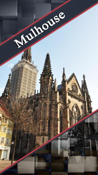 Mulhouse City Offline Travel Guide