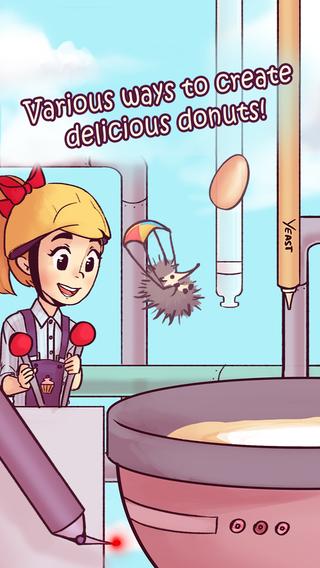 遊戲必備免費app推薦|Fairy Donuts Make & Bake - No Ads線上免付費app下載|3C達人阿輝的APP