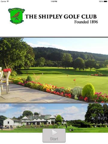 Shipley Golf Club - Buggy