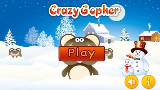 Crazy Gopher