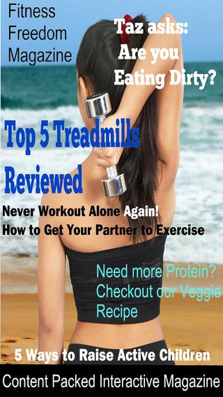 Fitness Freedom Magazine
