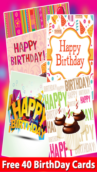 Birthday Greeting Cards - Free Birthday Cards