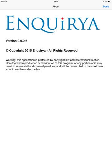 Enquirya