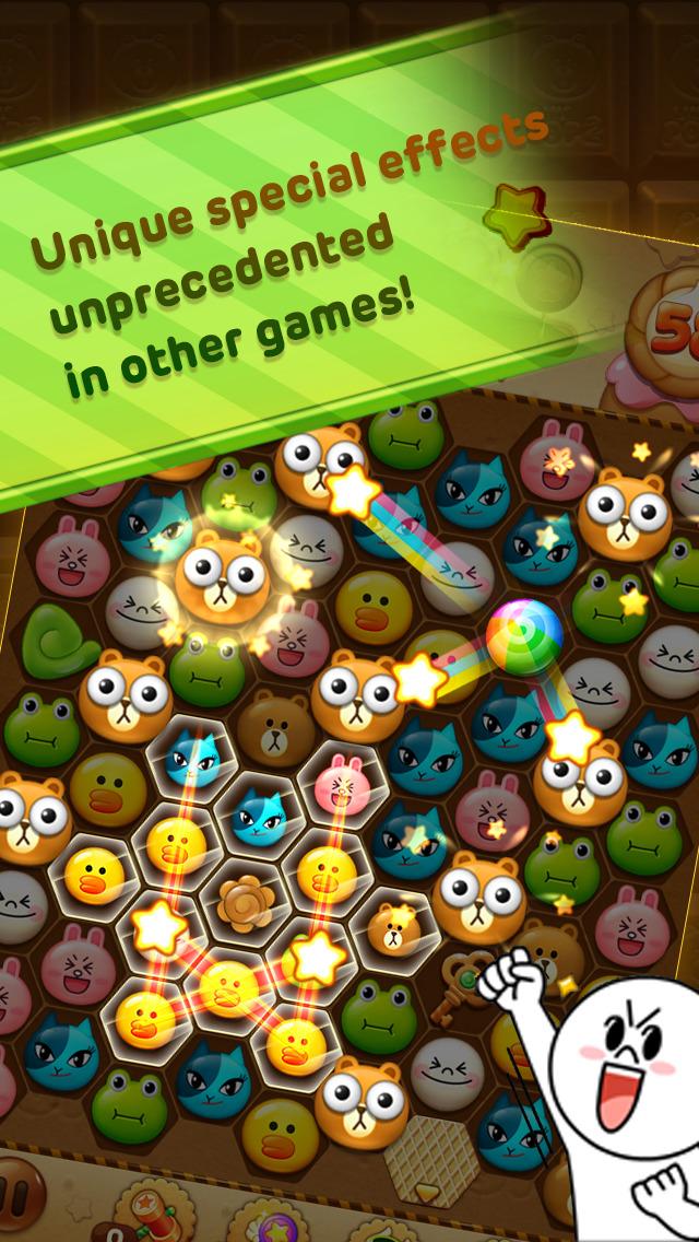 LINE POP2 screenshot 3