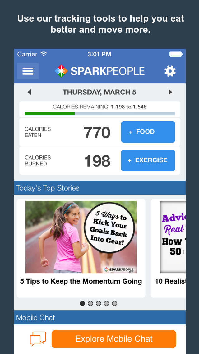 The best calorie counter apps for iPhone and iPad ...