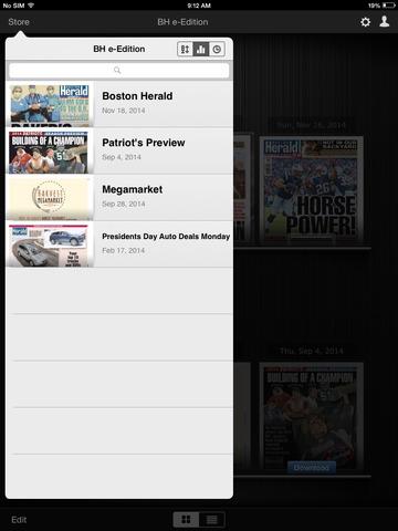 Boston herald e edition download