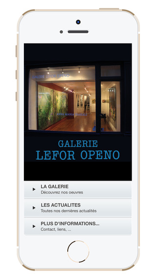 Galerie Lefor Openo