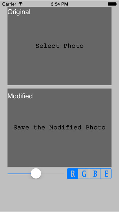 ImageEnhancer iPhone Screenshot 1