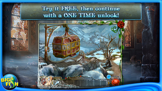 Living Legends: Ice Rose - A Hidden Object Game with Hidden Objects