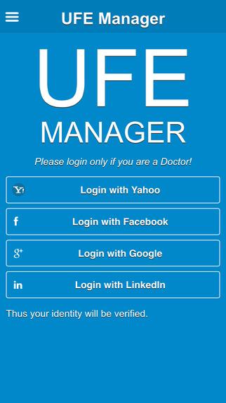 UFE Manager