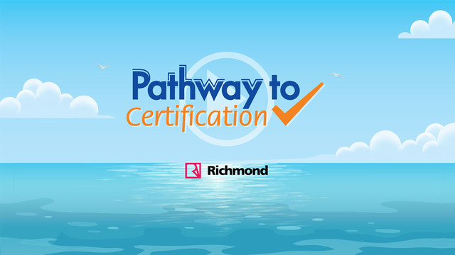 Pathway to Certification