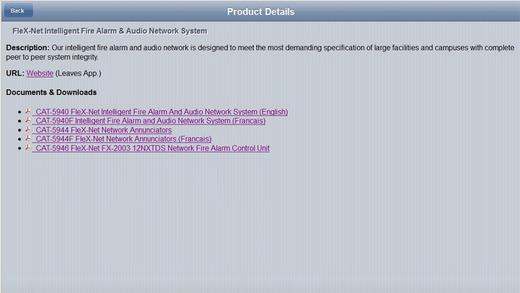 Mircom Product Catalog