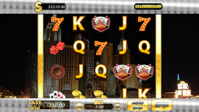 AAA Slotscenter Classic Lucky Slots Game