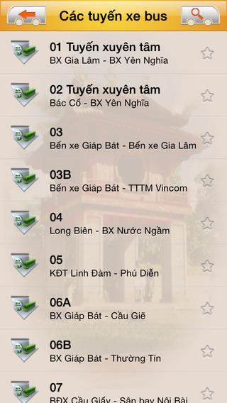 Hanoi Bus - Xe Buyt Ha Noi