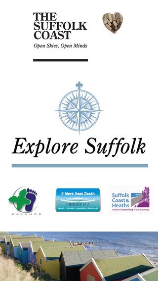 Suffolk Coast Walks