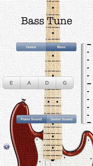 Guitar Bass Tune