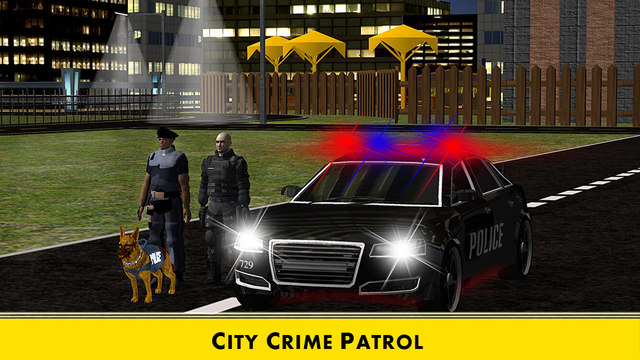 Police Dog - Crime City Chase Outlaws and Catch them to Be the Cop Dog