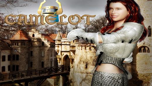 【免費遊戲App】A New Medieval Kingdom Slots Machines Casino: Royal Rush Revolt of Epic Origins 2 HD-APP點子