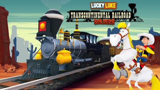 Transcontinental Railroad – Lucky Luke
