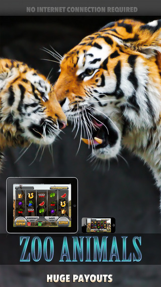 Zoo Animals 2 - FREE Slot Game Casino Roulette