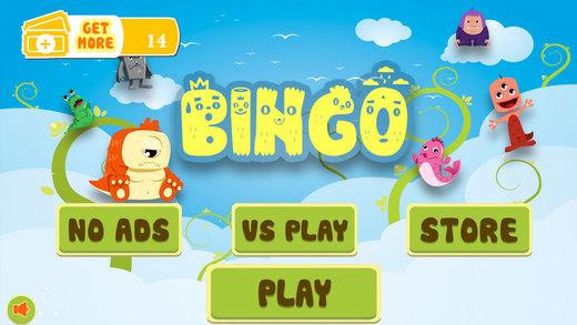 Monster Bingo Free