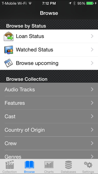 DVD Profiler for iOS iPhone Screenshot 3