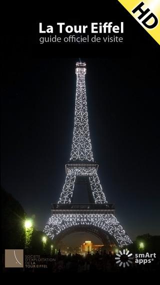 Tour Eiffel guide officiel de visite HD