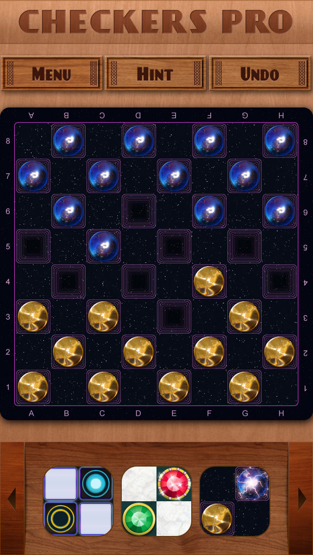 Checkers: Pro screenshot 4
