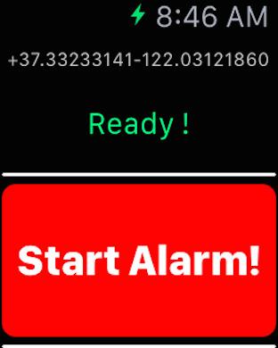 anti-kidnap iPhone Screenshot 7
