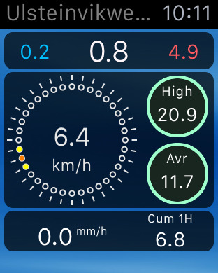 玩免費天氣APP|下載Weather Switch For WXT520, Davis Vantage Pro and Davis Vantage Vue weather stations app不用錢|硬是要APP