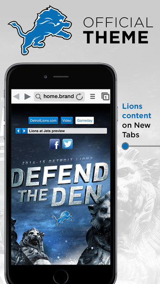 Lions Browser