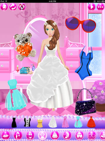 Dress Up Games for Girls &amp Kids Free - Fun Beauty Salon with ...