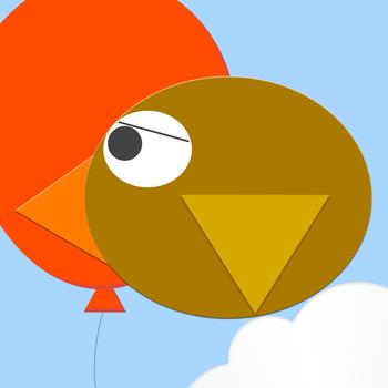 PopPopBalloon - Bird Balloon Popping Game LOGO-APP點子