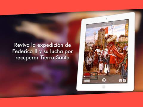 La Sexta Cruzada iPad Screenshot 1