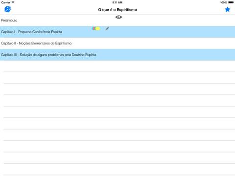 O que é o Espiritismo iPad Screenshot 1