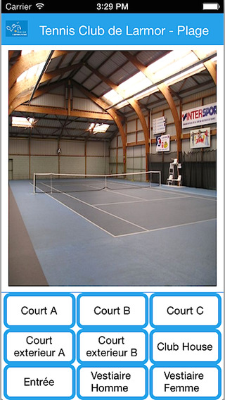 Tennis Club de Larmor-Plage