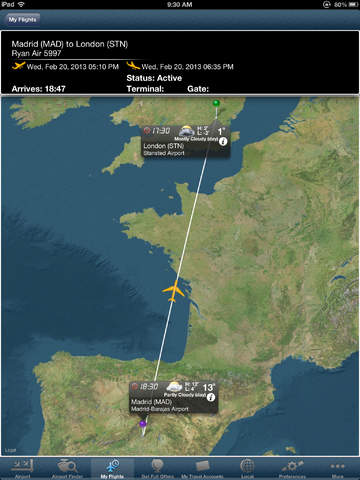 London Stansted Airport +Flight Tracker HD
