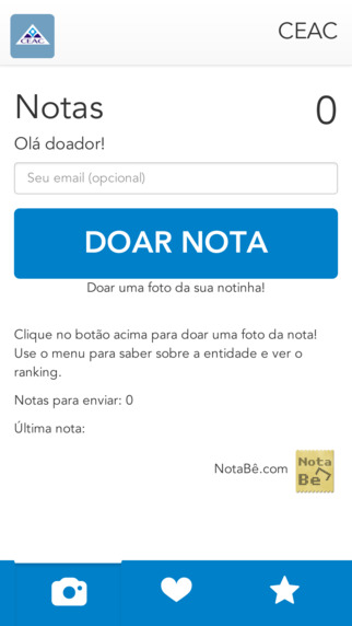 CEAC Bauru NotaBê