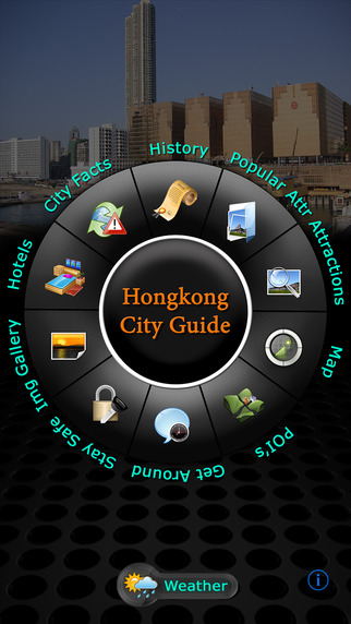 Hong Kong Offline Travel Guide