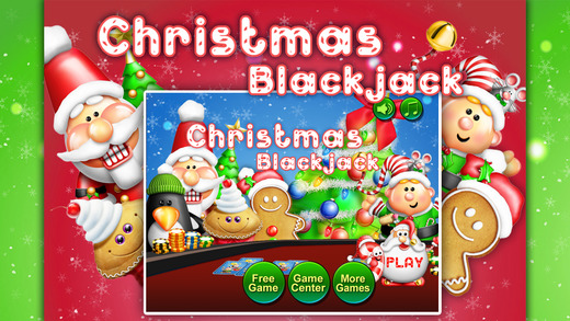 Christmas Casino - BlackJack Classic Free
