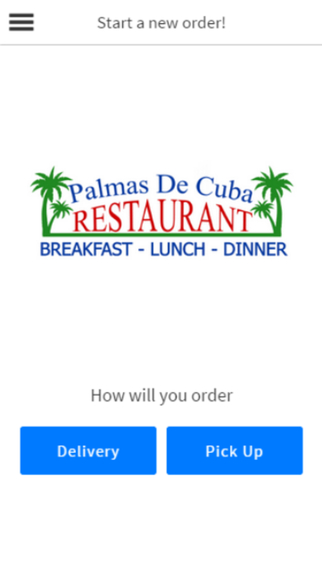 Palmas de Cuba Restaurant
